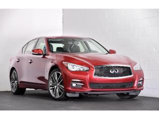 Used 2015 Infiniti Q50 LIMITED AWD BLUETOOTH MAGS for sale in Brossard, QC