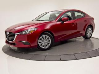 Used 2017 Mazda MAZDA3 AC MAN  GROUPE ELECTRIQUE for sale in Brossard, QC