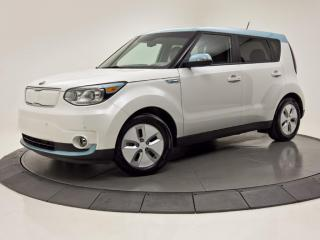 Used 2016 Kia Soul EV 100% EV LUXURY CUIR BAS KILO for sale in Brossard, QC
