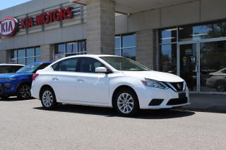 Used 2016 Nissan Sentra 1.8 SV HEATED SEATS | REVERSE CAMERA | SUNROOF for sale in Cobourg, ON