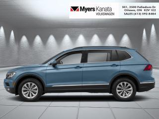 New 2020 Volkswagen Tiguan IQ Drive  - Navigation for sale in Kanata, ON
