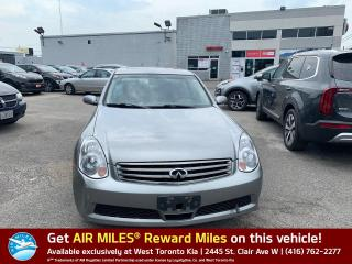 Used 2006 Infiniti G35X for sale in Toronto, ON