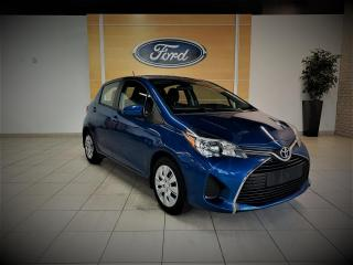 Used 2016 Toyota Yaris Hatchback LE - AUTO - AIR - CRUISE - BAS KM for sale in Drummondville, QC