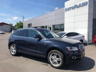 Used 2016 Audi Q5 PROGRESSIV *S-LINE *QUATTRO *TOIT-PANO-ROOF for sale in St-Hubert, QC