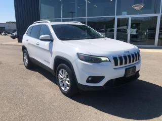 Used 2019 Jeep Cherokee North 4x4, Handsfree calling, B/U Cam for sale in Ingersoll, ON