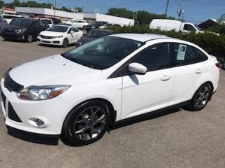 Used 2014 Ford Focus 4DR SDN SE for sale in Châteauguay, QC