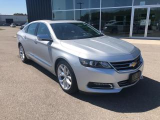 Used 2019 Chevrolet Impala Premier 2LZ, Sunroof, Nav, Leather, B/U Cam for sale in Ingersoll, ON