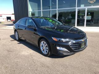 Used 2019 Chevrolet Malibu LT, HTD Seats, Handsfree, PWR Seat for sale in Ingersoll, ON