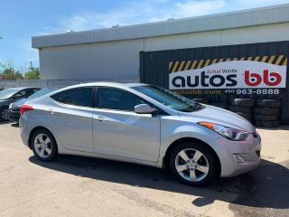 Used 2012 Hyundai Elantra GLS for sale in Laval, QC