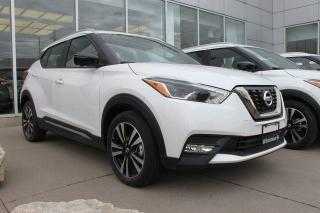 Used 2019 Nissan Kicks SR NISSAN CERTIFIED PREOWNED WITH ONLY 10829 KMS. for sale in Toronto, ON
