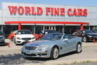 Used 2003 Mercedes-Benz SL-Class | 490 HP! | *Supercharged* for sale in Etobicoke, ON
