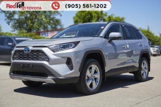 New 2020 Toyota RAV4 Hybrid Limited for sale in Hamilton, ON