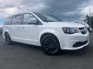 Used 2019 Dodge Grand Caravan GT CUIR MAGS CLIMATISATION 3 ZONES  STOW for sale in St-Malachie, QC
