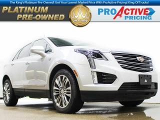 Used 2017 Cadillac XT5 Premium | AWD | V6 | Sunroof | 20