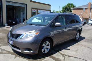 Used 2013 Toyota Sienna LE 8 PASSENGERS for sale in Brampton, ON