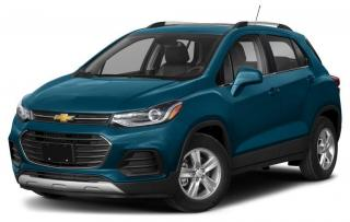 New 2020 Chevrolet Trax LT for sale in Tillsonburg, ON