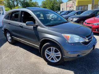 Used 2010 Honda CR-V EX/ 4WD/ SUNROOF/ PWR GROUP/ ALLOYS/ TINTED & MORE for sale in Scarborough, ON