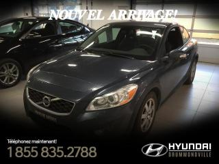 Used 2011 Volvo C30 T5 + GARANTIE + A/C + MAGS + CRUISE + WO for sale in Drummondville, QC