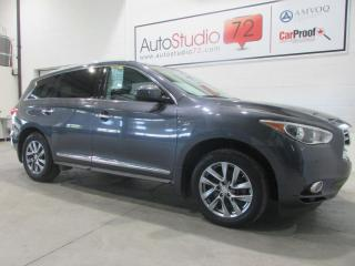 Used 2014 Infiniti QX60 Traction avant, 4 portes for sale in Mirabel, QC