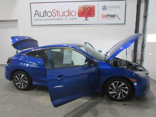 Used 2016 Honda Civic LX CVT **MAGS**BLUETOOTH** for sale in Mirabel, QC