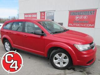 Used 2015 Dodge Journey SE MAG A/C 2 ZONES GR ÉLECT CRUISE for sale in St-Jérôme, QC