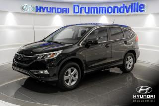 Used 2016 Honda CR-V EX + GARANTIE + AWD + TOIT + MAGS + WOW for sale in Drummondville, QC