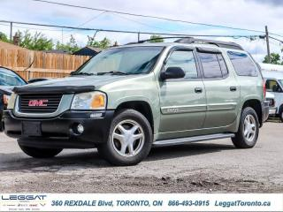 Used 2004 GMC Envoy XL SLE for sale in Etobicoke, ON