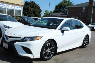 Used 2019 Toyota Camry Hybrid SE Sunroof Hybrid for sale in Brampton, ON
