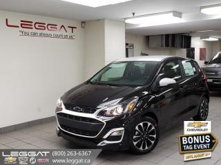 New 2020 Chevrolet Spark 1LT CVT - Cruise Control - Sport Edition for sale in Burlington, ON