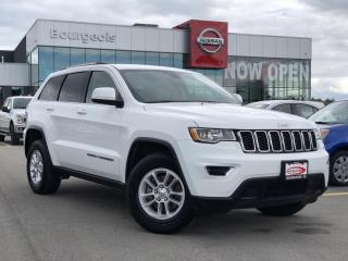 Used 2019 Jeep Grand Cherokee Laredo for sale in Midland, ON