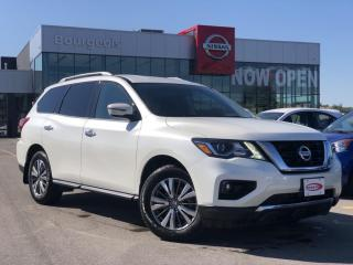 Used 2019 Nissan Pathfinder SV Tech HEATED SEATS, REVERSE CAMERA for sale in Midland, ON