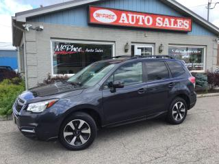 Used 2017 Subaru Forester i Touring for sale in London, ON