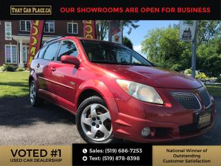 Used 2005 Pontiac Vibe for sale in London, ON