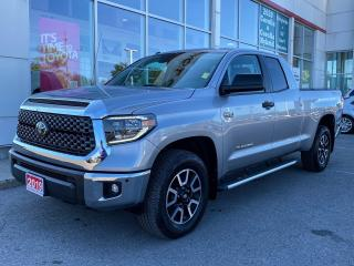 Used 2019 Toyota Tundra SR5 Plus 5.7L V8 TRD+REMOTE START+HARD TRI+MORE! for sale in Cobourg, ON