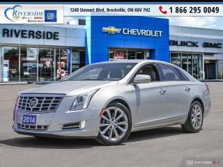 Used 2014 Cadillac XTS Luxury for sale in Brockville, ON