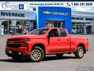 Used 2019 Chevrolet Silverado 1500 RST for sale in Brockville, ON
