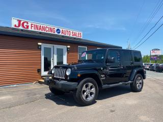 Used 2016 Jeep Wrangler Sahara for sale in Millbrook, NS