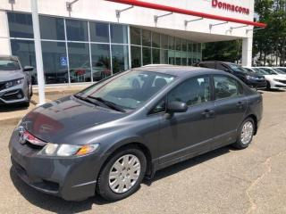 Used 2009 Honda Civic *SEULEMENT 91480 KM* AUTOMATIQUE for sale in Donnacona, QC