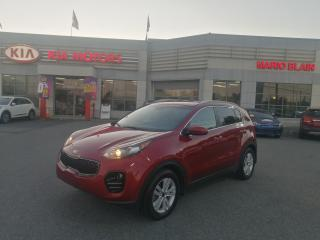 Used 2017 Kia Sportage LX AWD **CAMERA RECUL, BLUETOOTH, SIEGE CHAUFFANT* for sale in Mcmasterville, QC