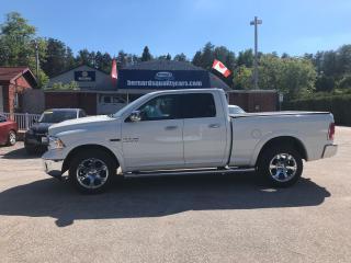 Used 2016 RAM 1500 Laramie for sale in Flesherton, ON