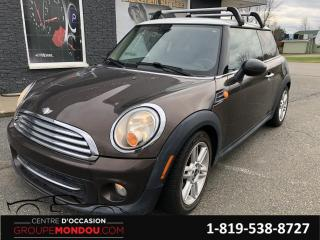 Used 2012 MINI Cooper Hardtop Coupé 2 portes Classic for sale in St-Georges-de-Champlain, QC
