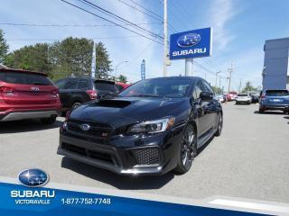 Used 2018 Subaru WRX STI STI **Sport-tech** BM avec becquet for sale in Victoriaville, QC