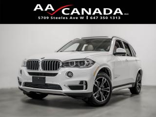 Used 2015 BMW X5 xDrive35i for sale in North York, ON