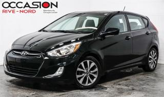 Used 2017 Hyundai Accent SE MAGS+TOIT.OUVRANT+SIEGES.CHAUUFANTS for sale in Boisbriand, QC