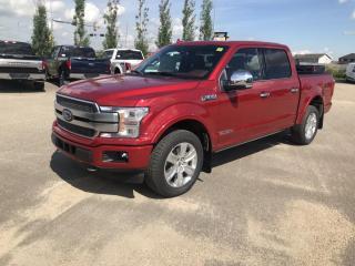 New 2020 Ford F-150 PLATINUM for sale in Fort Saskatchewan, AB