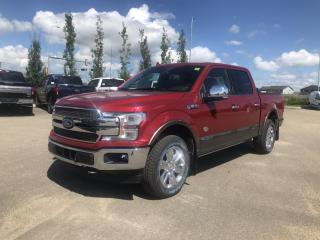 New 2020 Ford F-150 King Ranch for sale in Fort Saskatchewan, AB