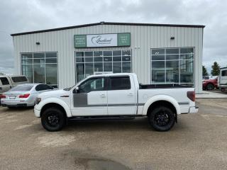 Used 2013 Ford F-150 FX4 for sale in Edmonton, AB