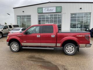 Used 2011 Ford F-150 Lariat for sale in Edmonton, AB