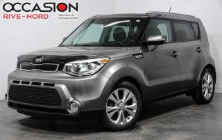 Used 2015 Kia Soul EX+ MAGS+SIEGES.CHAUFFANTS+BLUETOOTH for sale in Boisbriand, QC