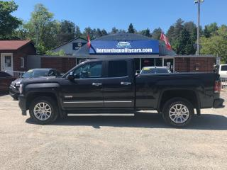 Used 2016 GMC Sierra 1500 SLE for sale in Flesherton, ON